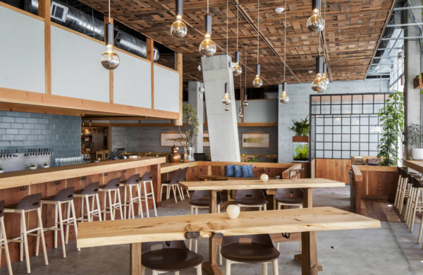 Eco-Friendly Dining Experience in California