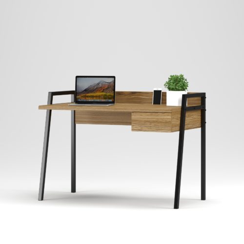 Oxford desk with a Drawer