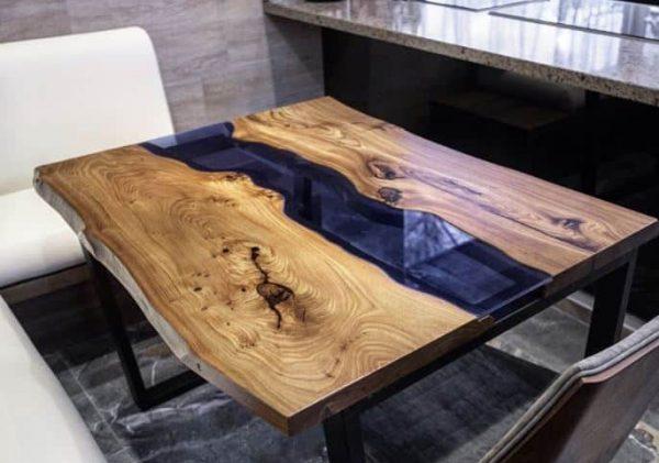 River Wood Natural Table [San Francisco Bay Area]