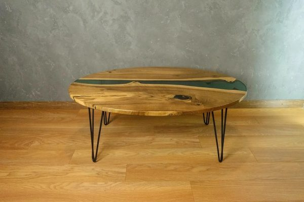 Outdoor Dinner River Walnut Wood Table [Collection 2021]
