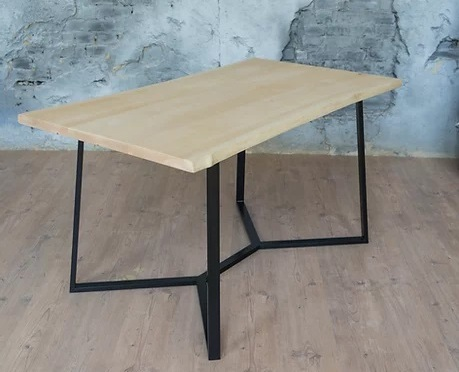 Outdoor Dinning Maple Wood Table [Bay Area Collection]