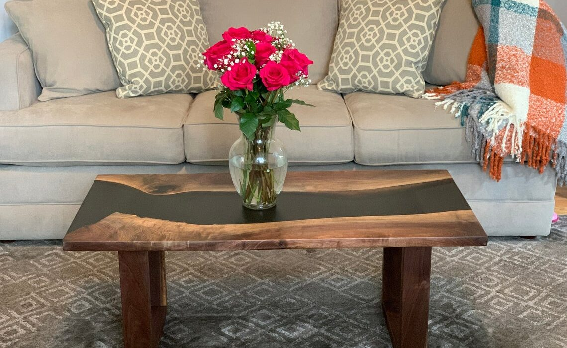 California Made Coffee Table: a Signature Piece for Your Living Room