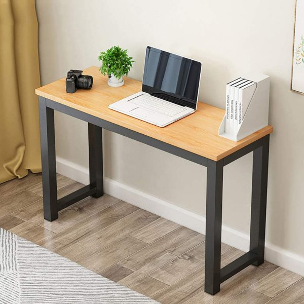 Home Office Computer Laptop Desk. Minimalistic Design
