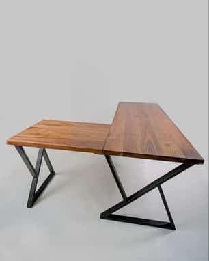Walnut Desk Midcentury Modern [Bay Area Collection 2021]