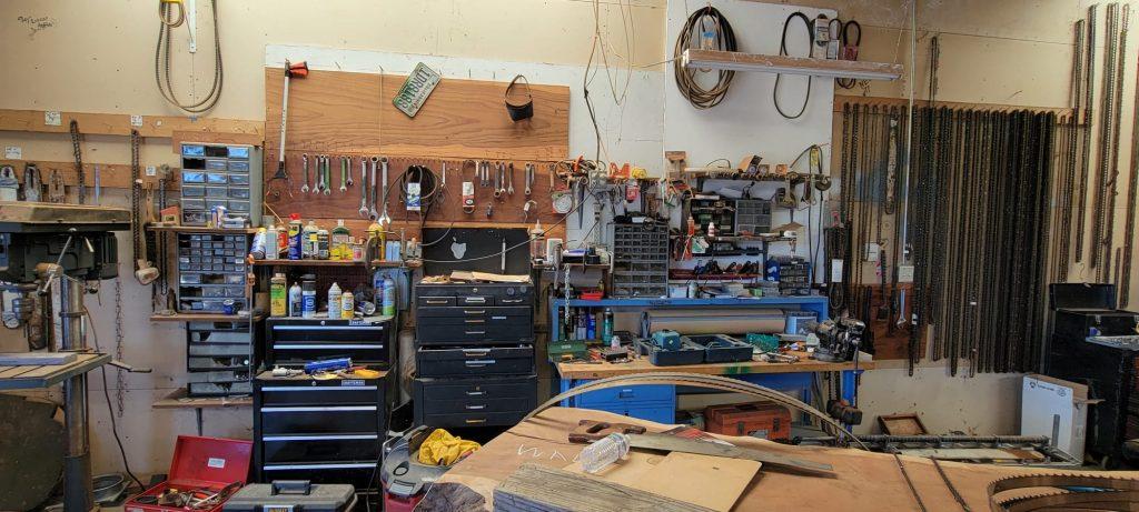 Wood Tables - Artisan Workshop California