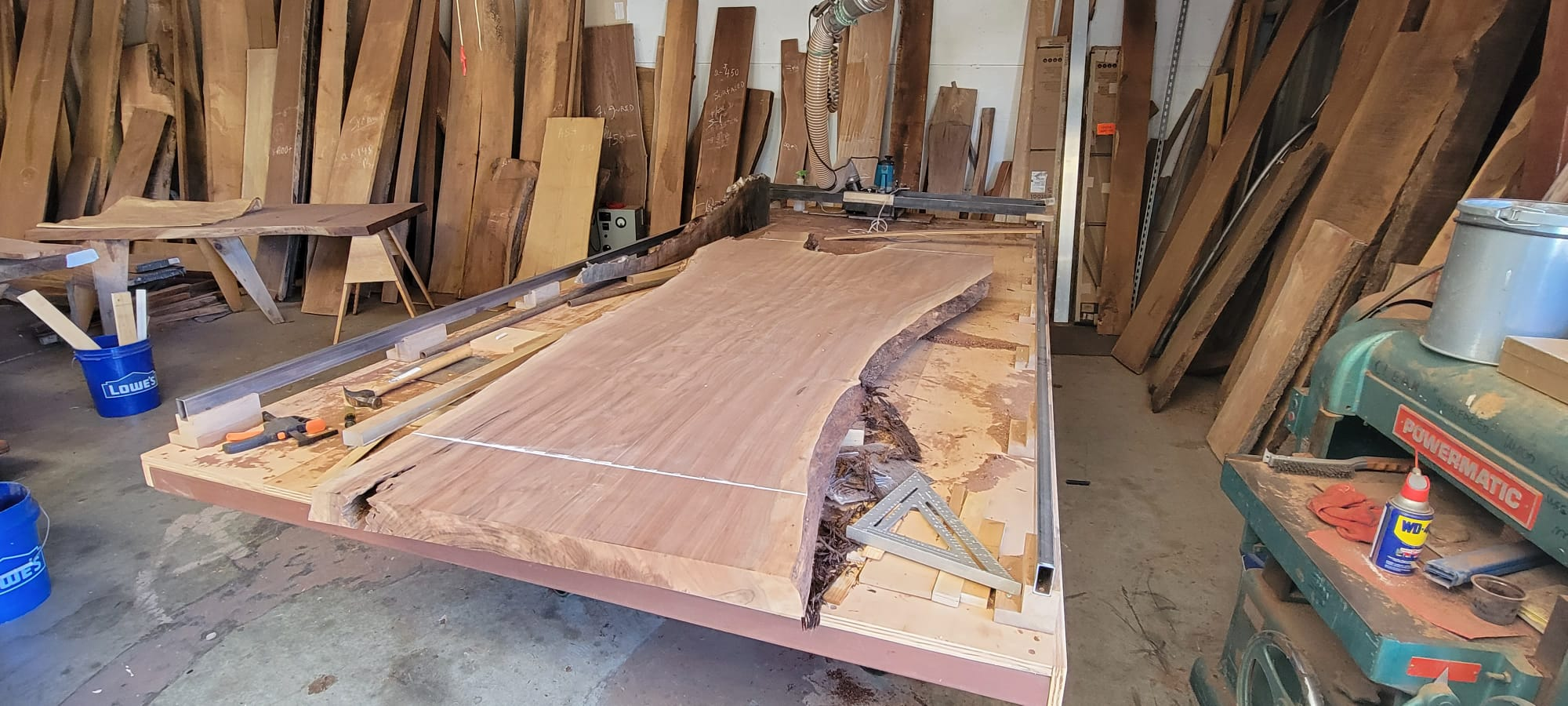 Maxiwoods - table manufacturer California
