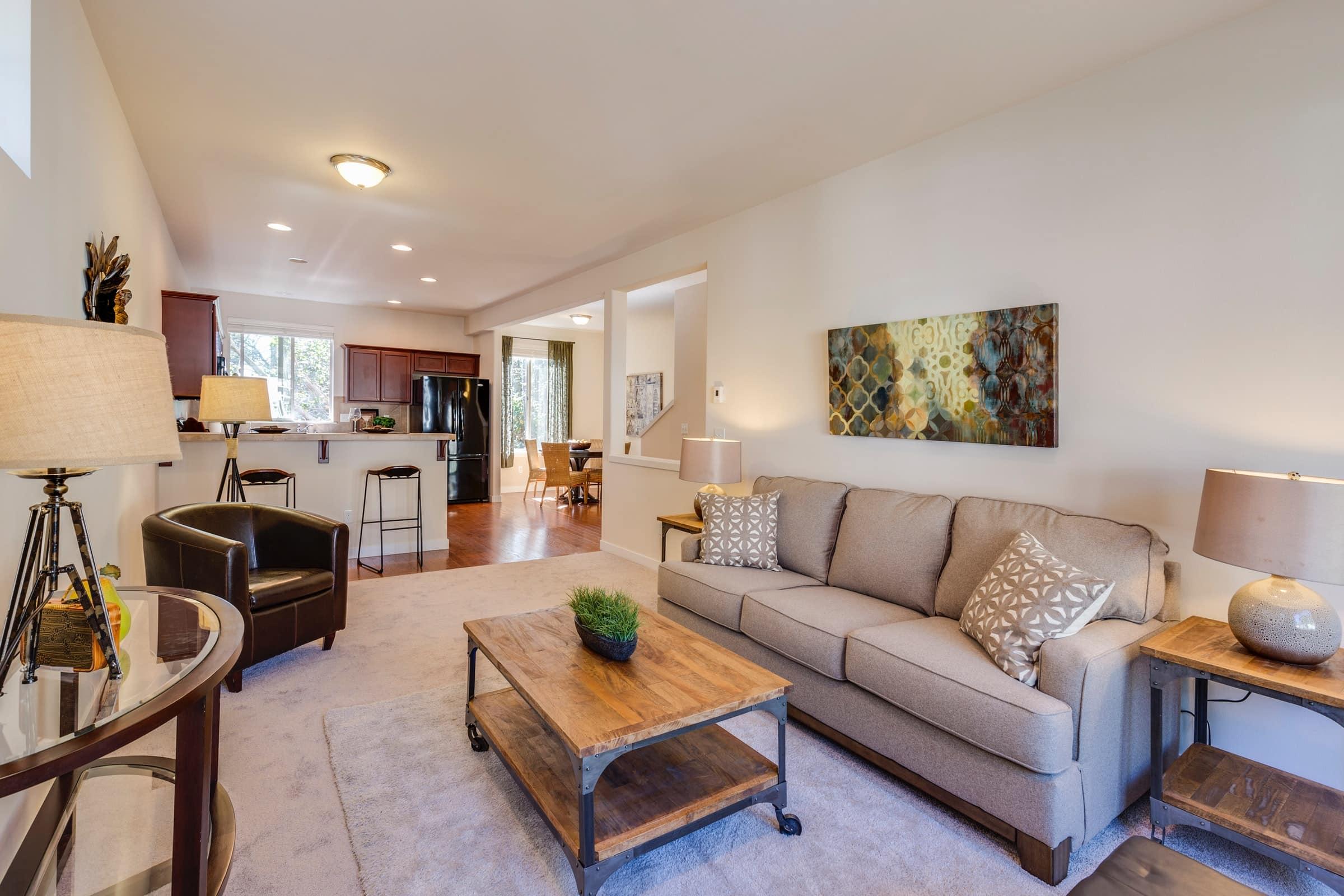 custom solid wood furniture for life in California